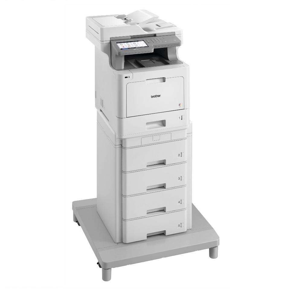 MFC-L9570CDWMT Professionele all-in-one kleurenlaserprinter met vijf papierladen en NFC 2