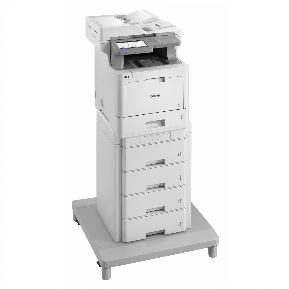 MFC-L9570CDWMT Professionele all-in-one kleurenlaserprinter met vijf papierladen en NFC 2