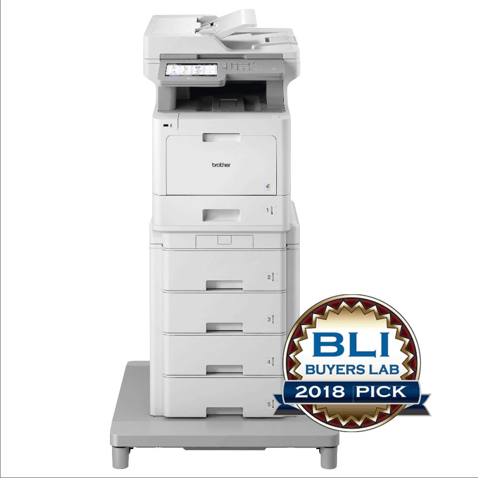 MFC-L9570CDWMT Professionele all-in-one kleurenlaserprinter met vijf papierladen en NFC 4