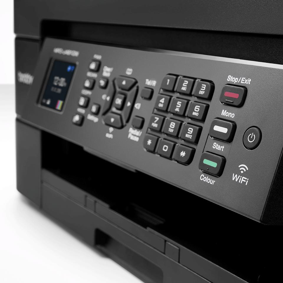 MFC-J491DW Draadloze kleureninkjetprinter  5