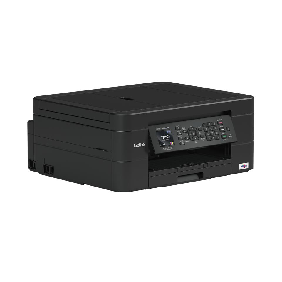 Draadloze kleureninkjetprinter MFC-J491DW 2