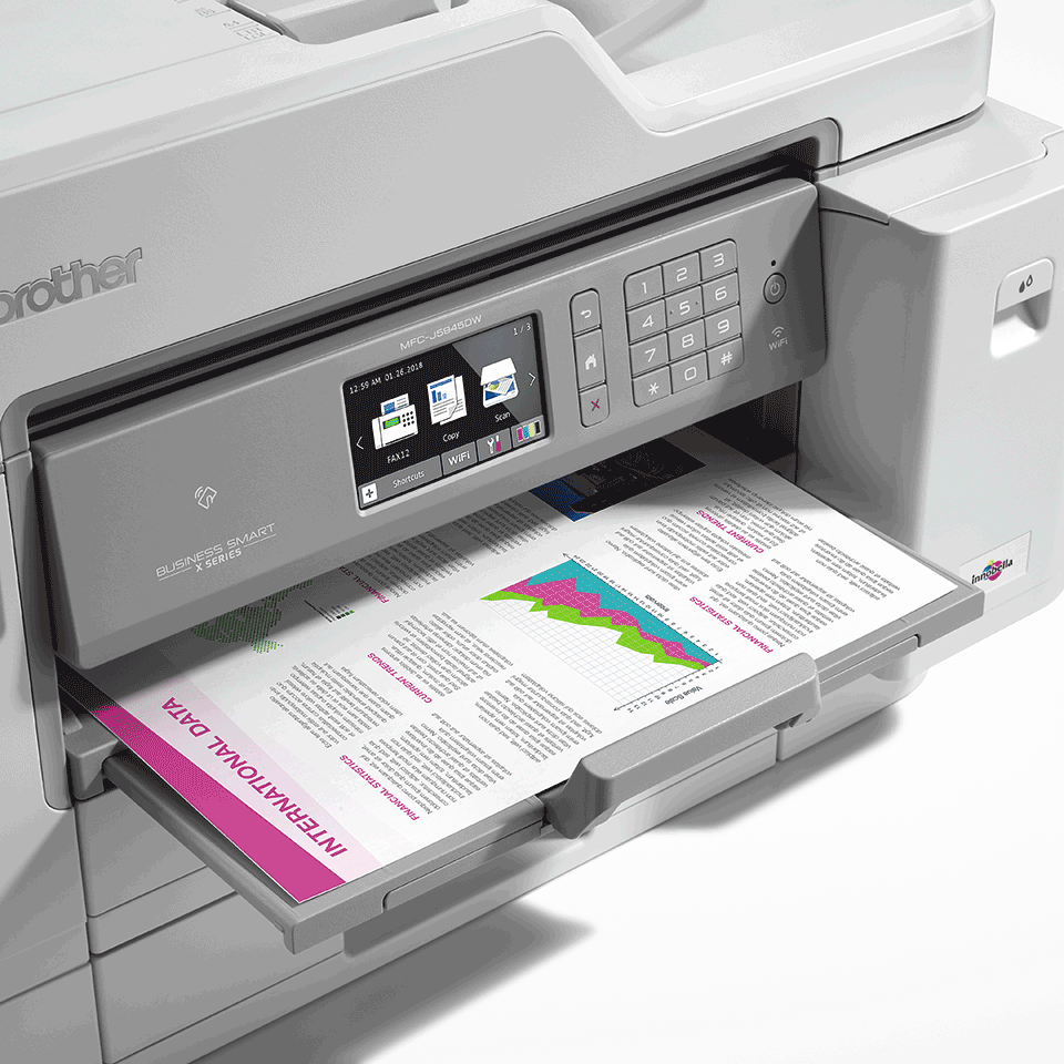 MFC-J5945DW draadloze A3 all-in-one kleureninkjetprinter 5
