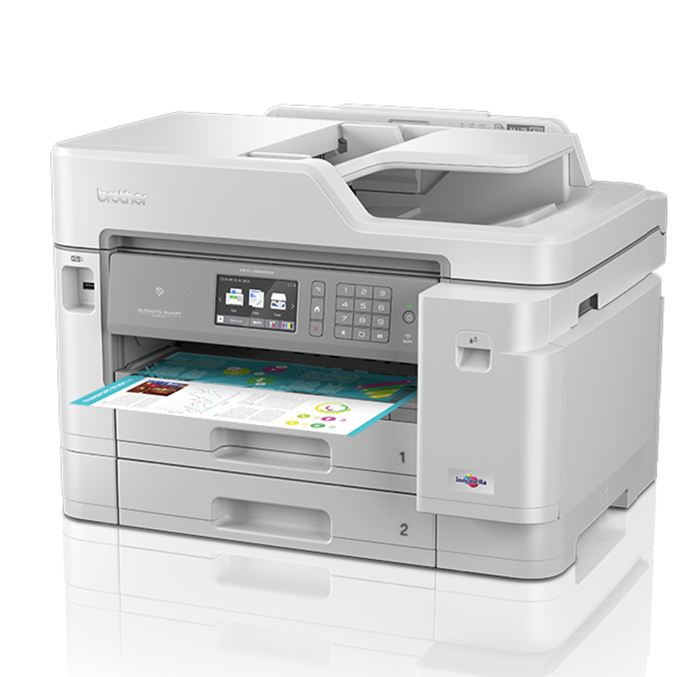 MFC-J5945DW draadloze A3 all-in-one kleureninkjetprinter 2