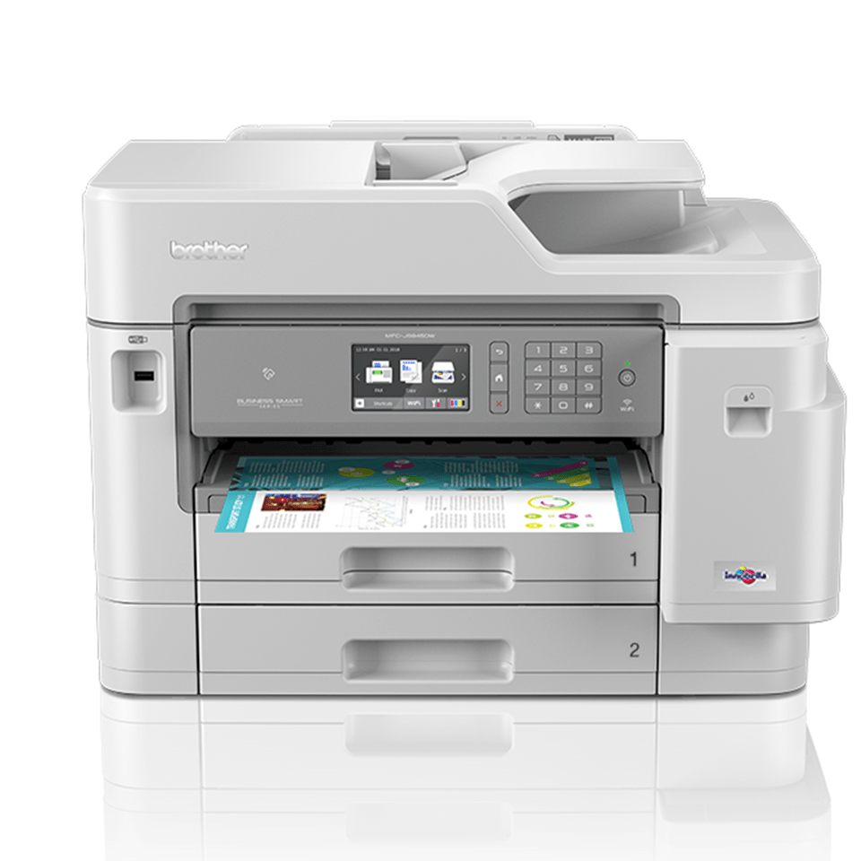 MFC-J5945DW draadloze A3 all-in-one kleureninkjetprinter
