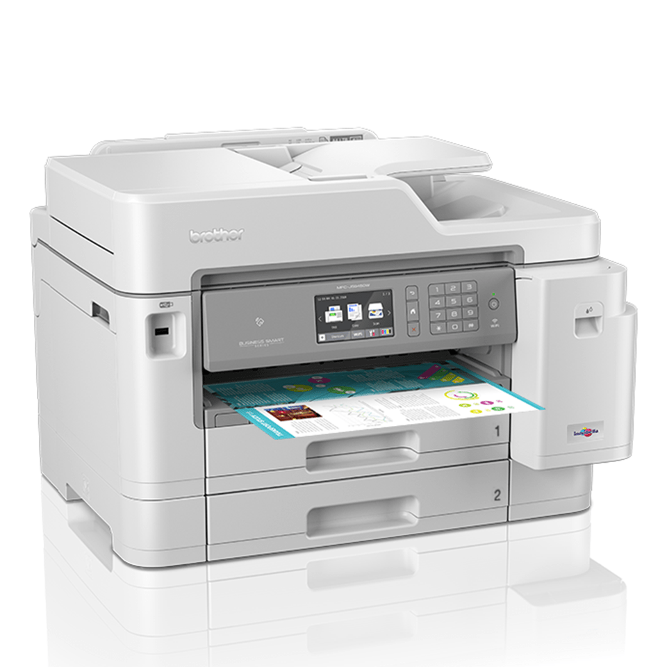 MFC-J5945DW draadloze A3 all-in-one kleureninkjetprinter 3