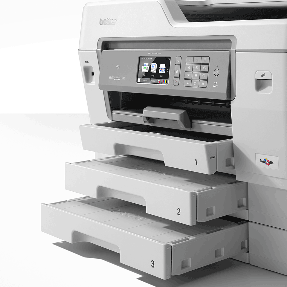 MFC-J6947DW draadloze A3 all-in-one kleureninkjetprinter 6