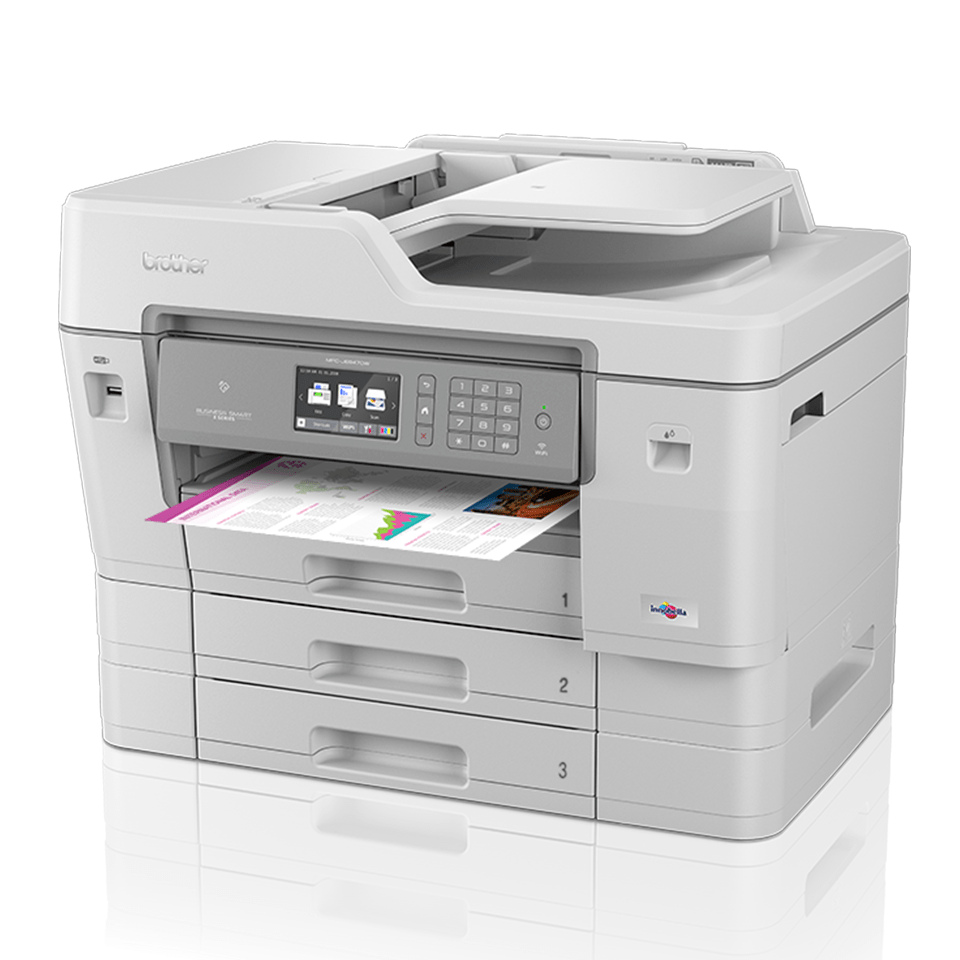 MFC-J6947DW draadloze A3 all-in-one kleureninkjetprinter 2
