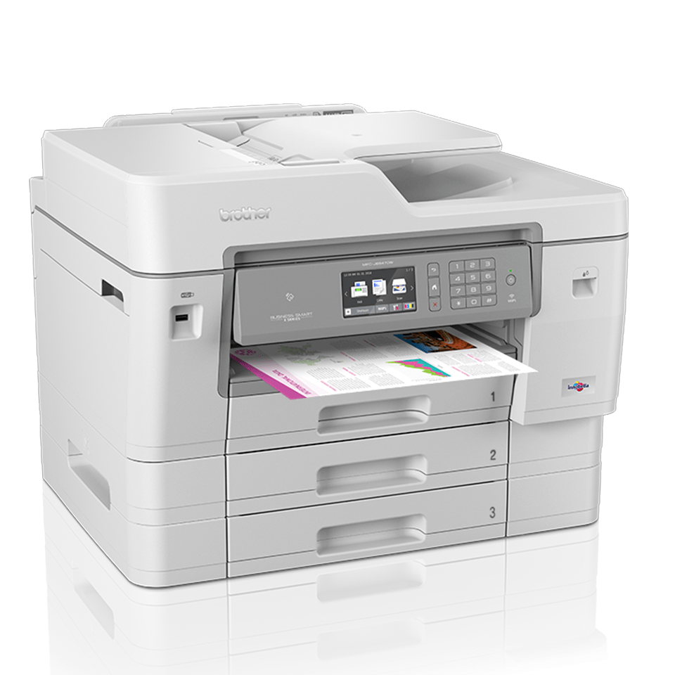 MFC-J6947DW draadloze A3 all-in-one kleureninkjetprinter 3
