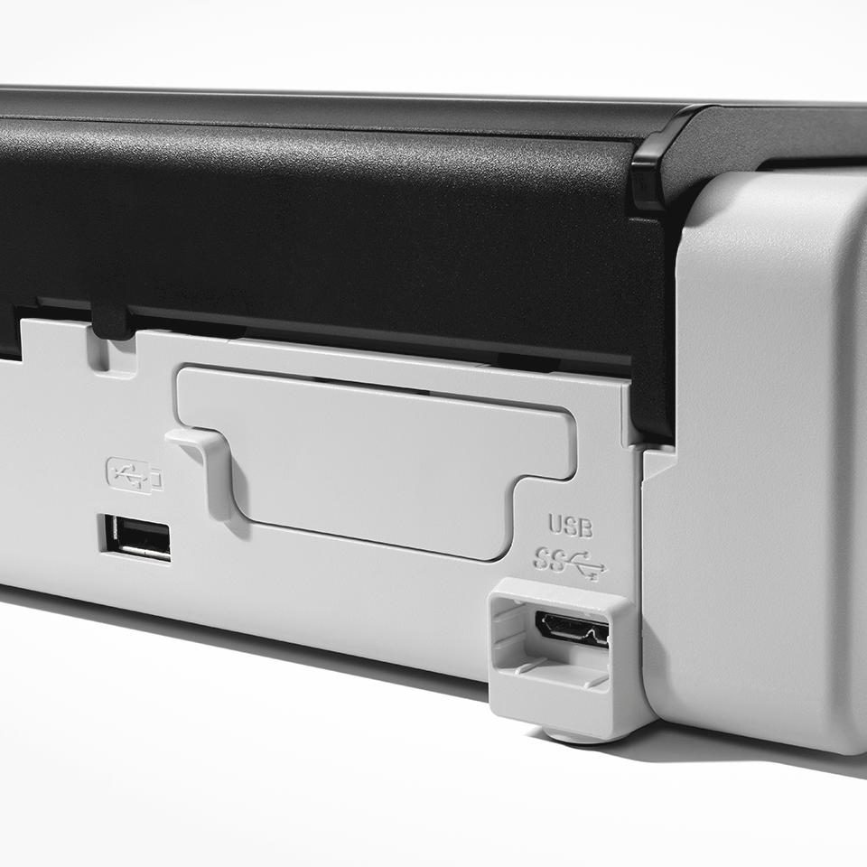 ADS-1200 Compacte, dubbelzijdige documentscanner 7