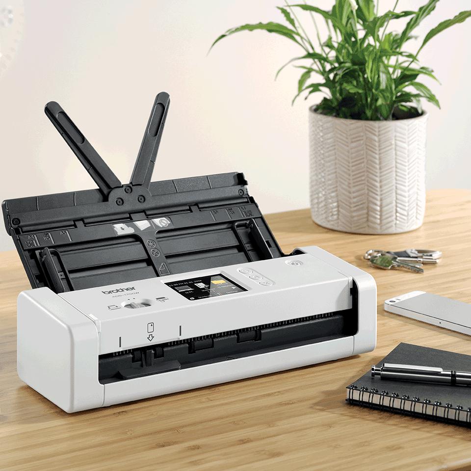 ADS-1700W Compacte, draadloze documentenscanner 6