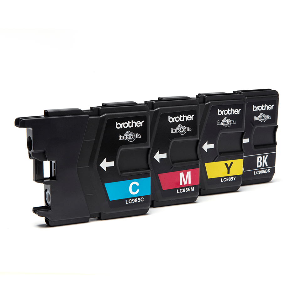Originele Brother LC-985VALBP inktcartridge voordeelverpakking  2