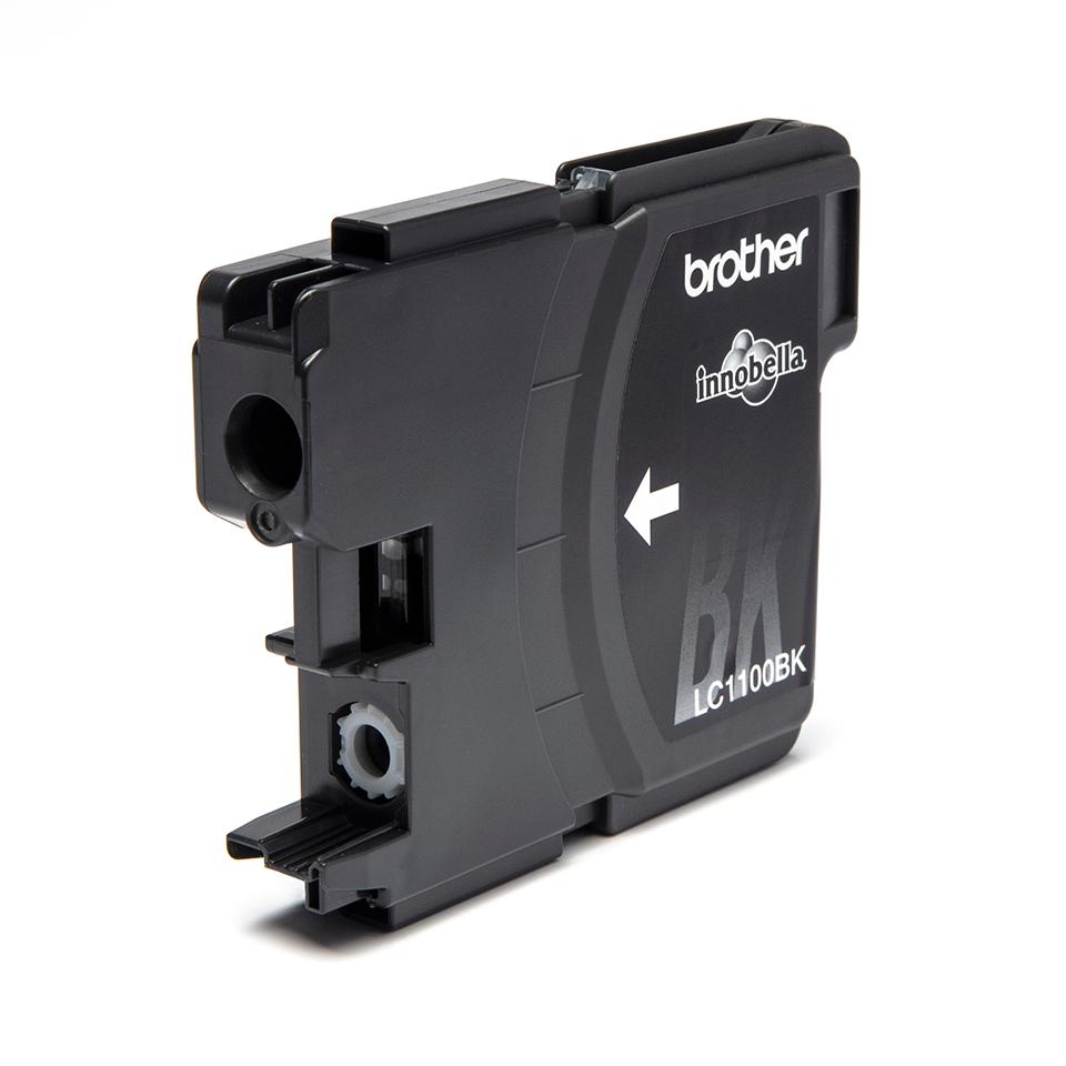 Originele Brother LC-1100BK zwarte inktcartridge 2