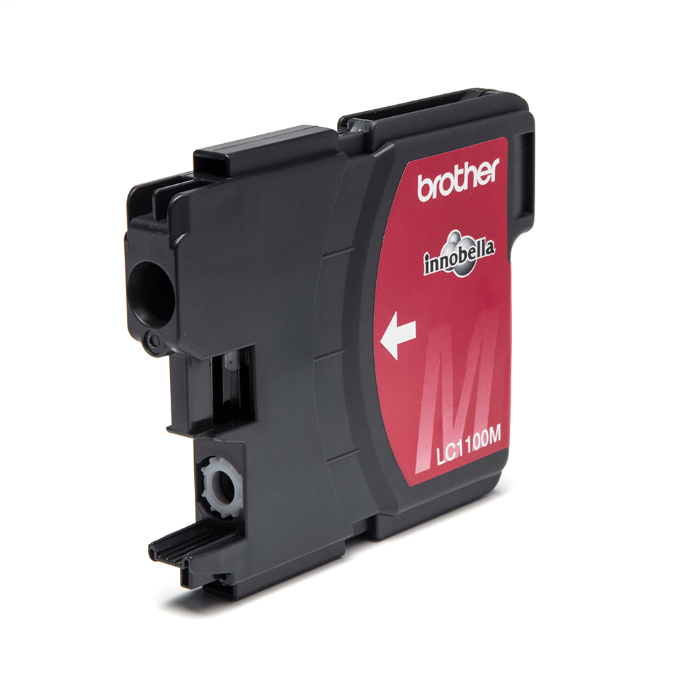 Originele Brother LC-1100M magenta inktcartridge 2