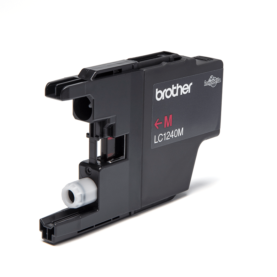 Originele Brother LC-1240M magenta inktcartridge 2