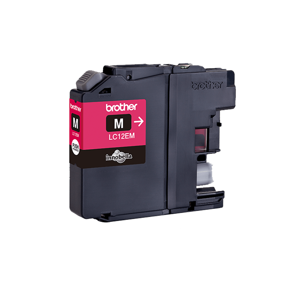Originele Brother LC-12EM magenta inktcartridge