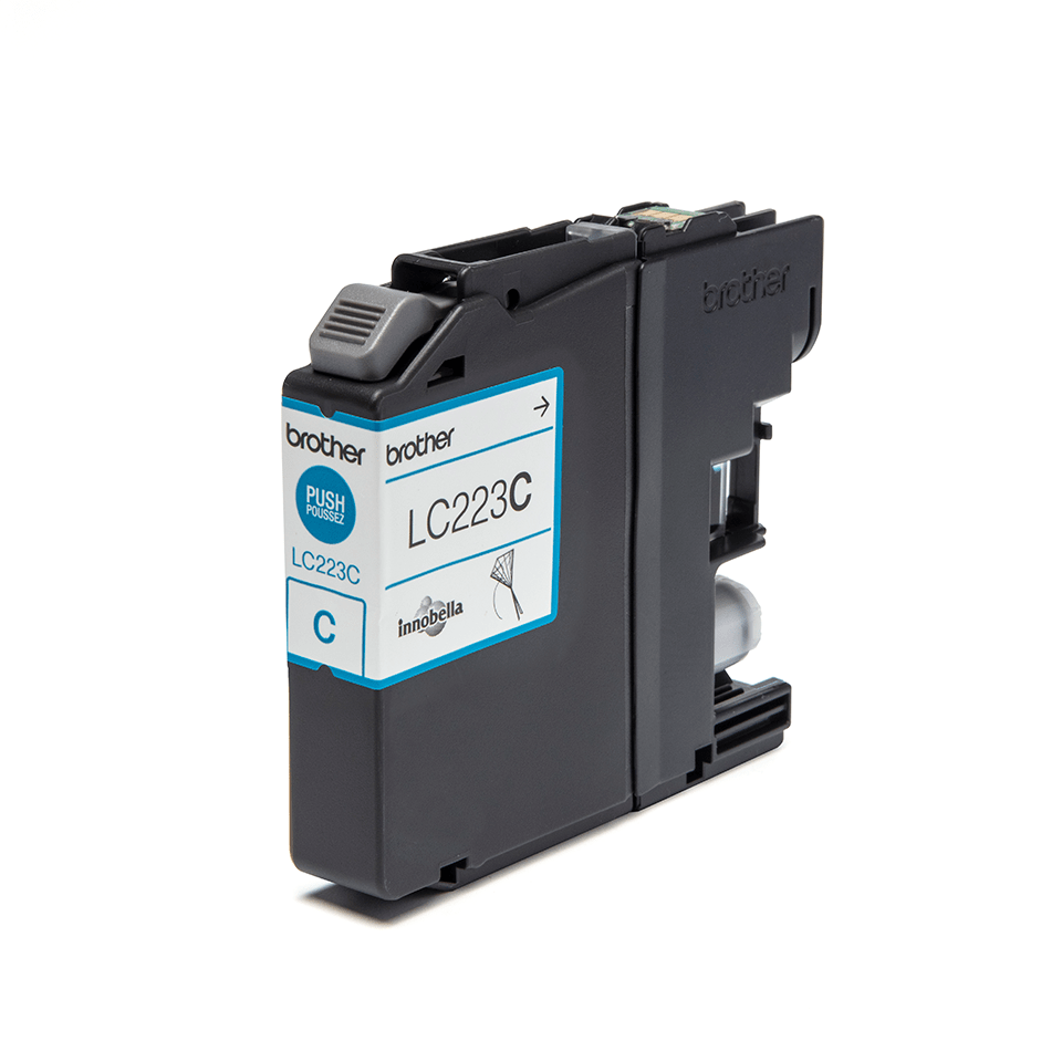 Originele Brother LC-223C cyaan inktcartridge 2