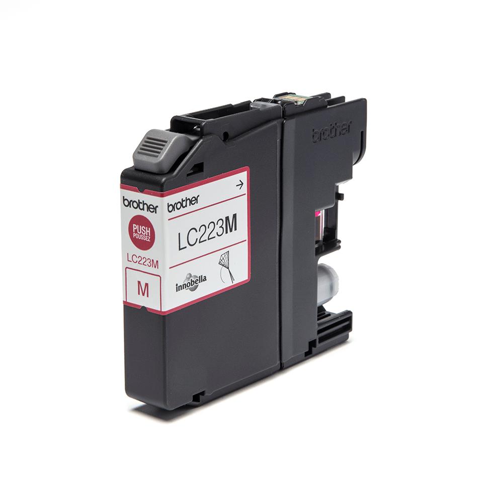 Originele Brother LC-223M magenta inktcartridge 2