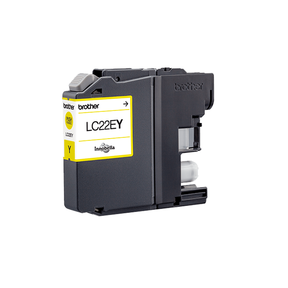Originele Brother LC-22EY gele inktcartridge