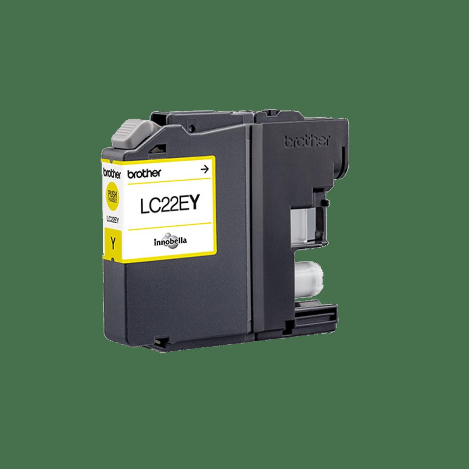 Originele Brother LC-22EY gele inktcartridge