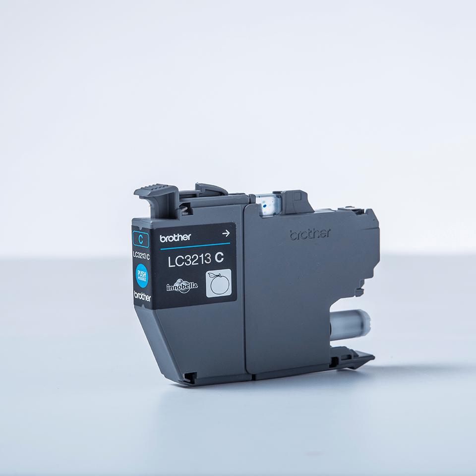 Originele Brother LC-3213C cyaan inktcartridge met hoge capaciteit 2