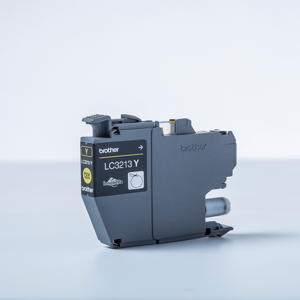 Originele Brother LC-3213Y gele inktcartridge met hoge capaciteit