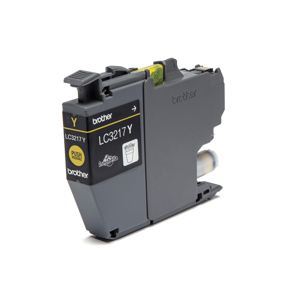 Originele Brother LC-3217Y gele inktcartridge 2