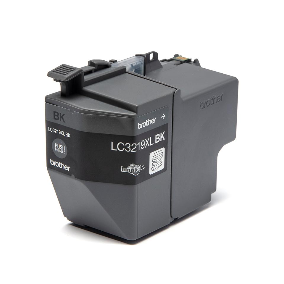 Originele Brother LC-3219XLBK zwarte inktcartridge met hoge capaciteit  2
