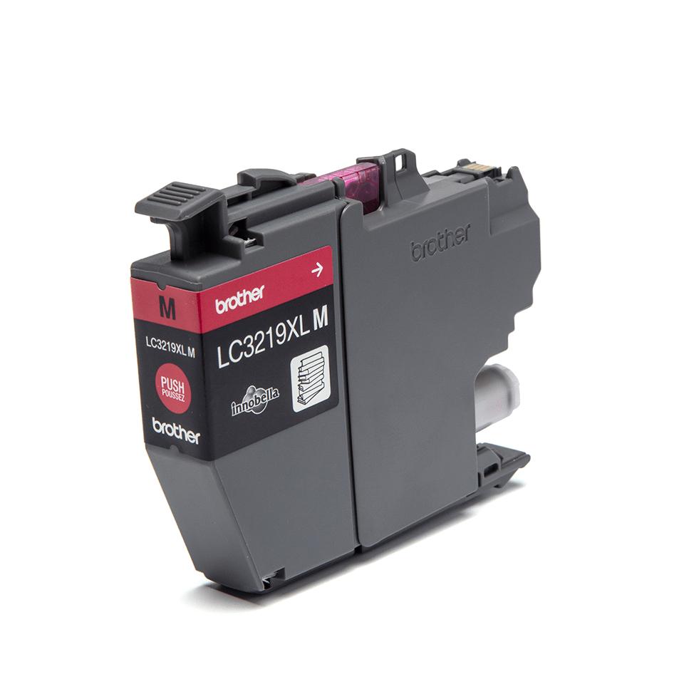 Originele Brother LC-3219XLM magenta inktcartridge 2
