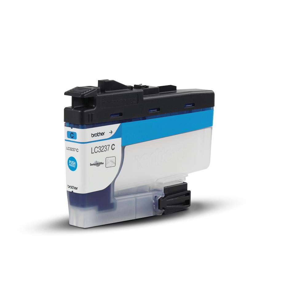 Originele Brother LC-3237C cyaan inktcartridge met hoge capaciteit