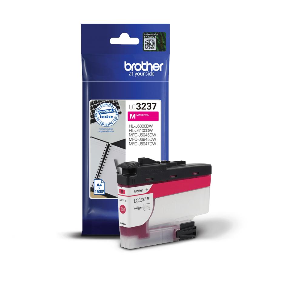 Originele Brother LC-3237M magenta inktcartridge met hoge capaciteit 3