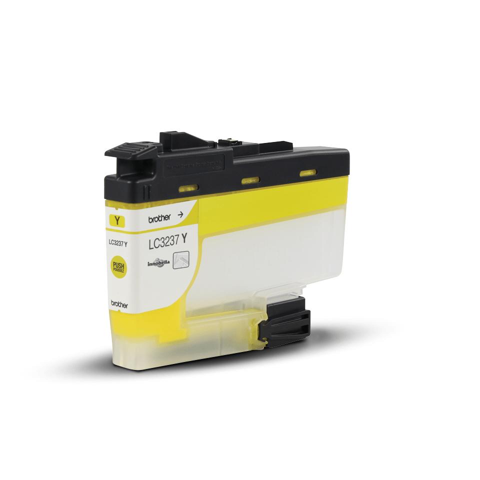 Originele Brother LC-3237Y gele inktcartridge met hoge capaciteit 2