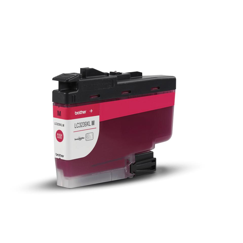Originele Brother LC-3239XLM magenta inktcartridge met super hoge capaciteit 2