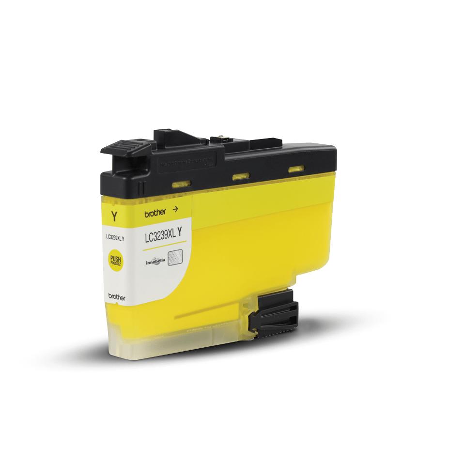 Originele Brother LC-3239XLY geel inktcartridge met super hoge capaciteit