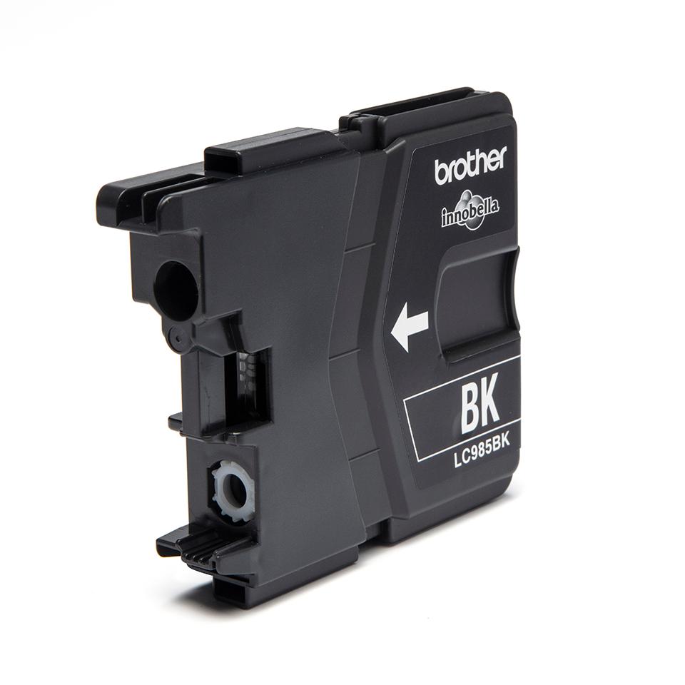 Originele Brother LC-985BK zwarte inktcartridge  2