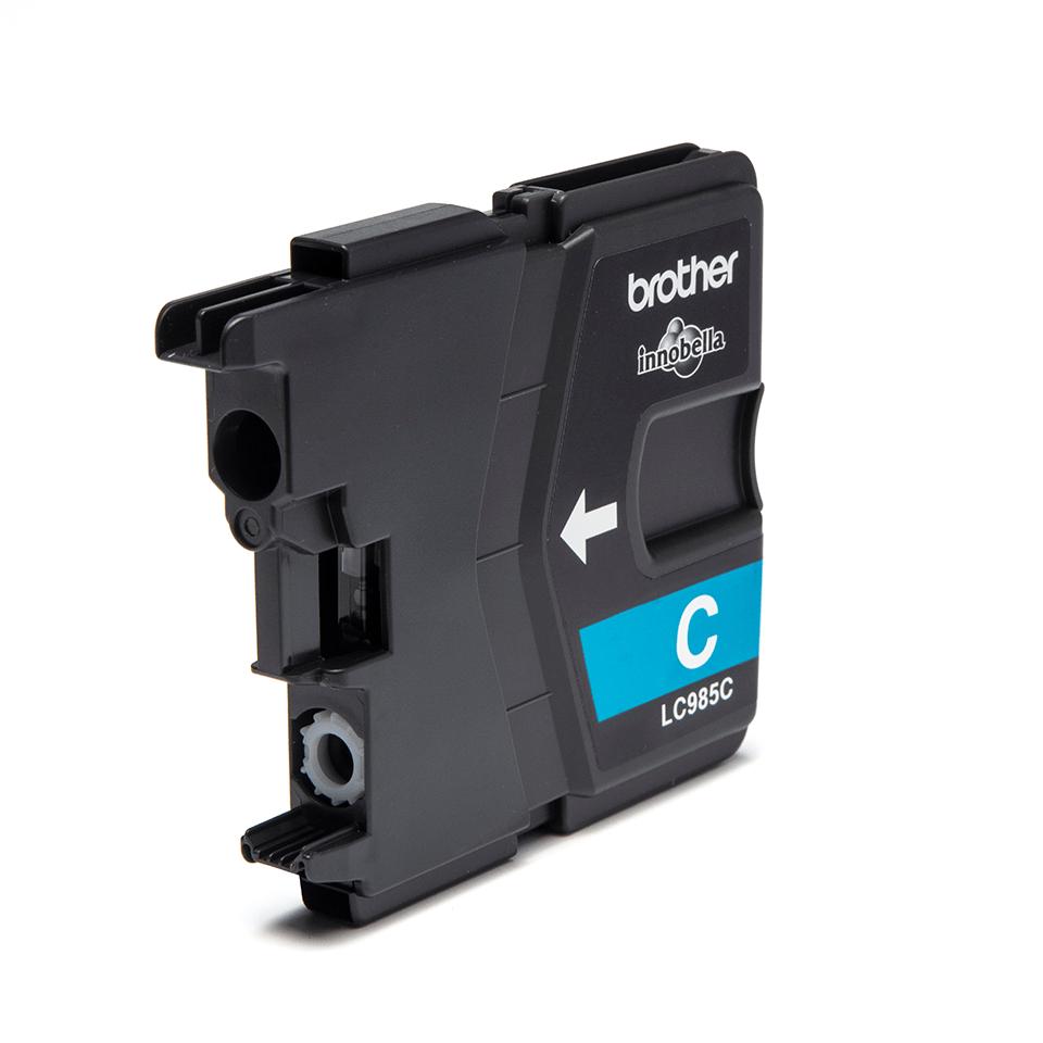Originele Brother LC-985C cyaan inktcartridge 2