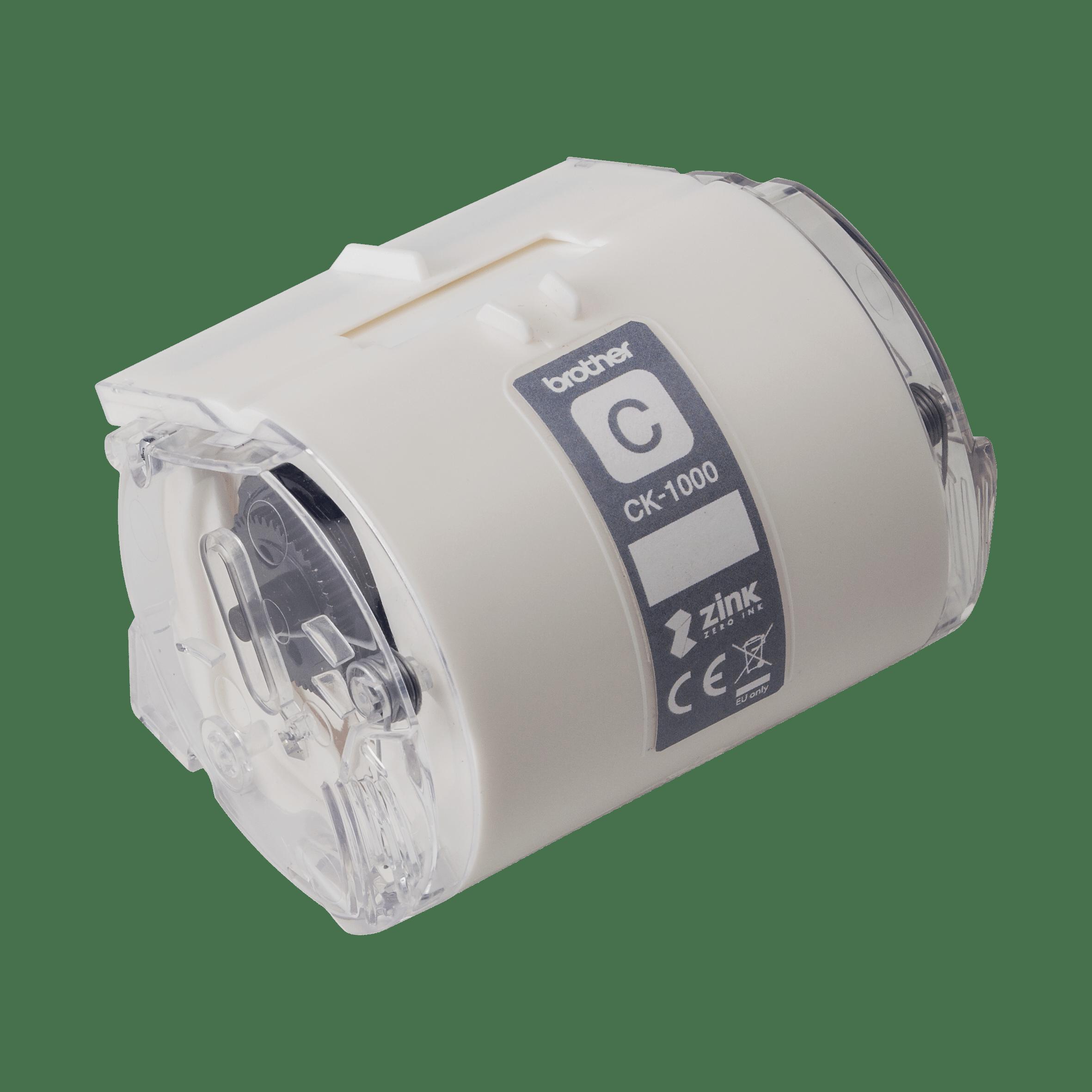 Originele Brother CK-1000 reinigingscassette, 50 mm breed