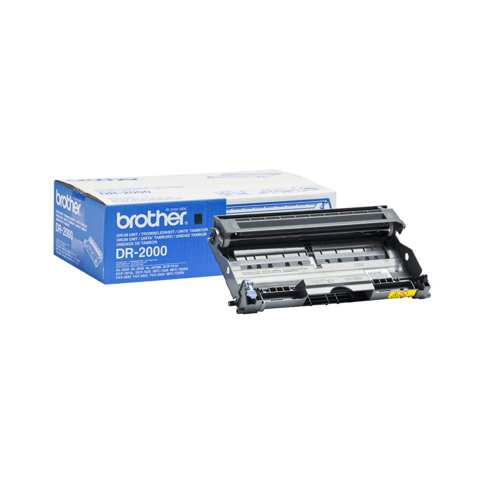 Originele Brother DR-2000 drum unit