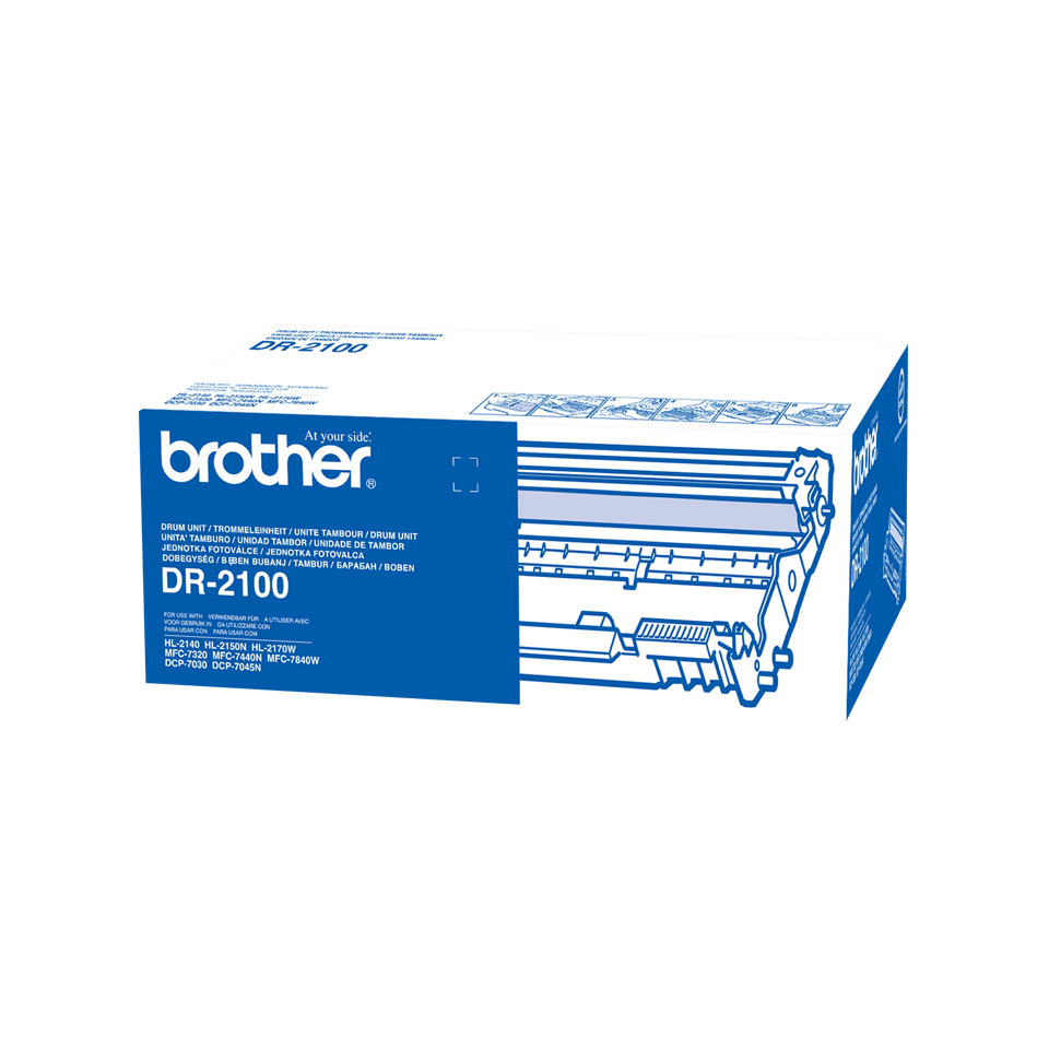 Originele Brother DR-2100 drum unit