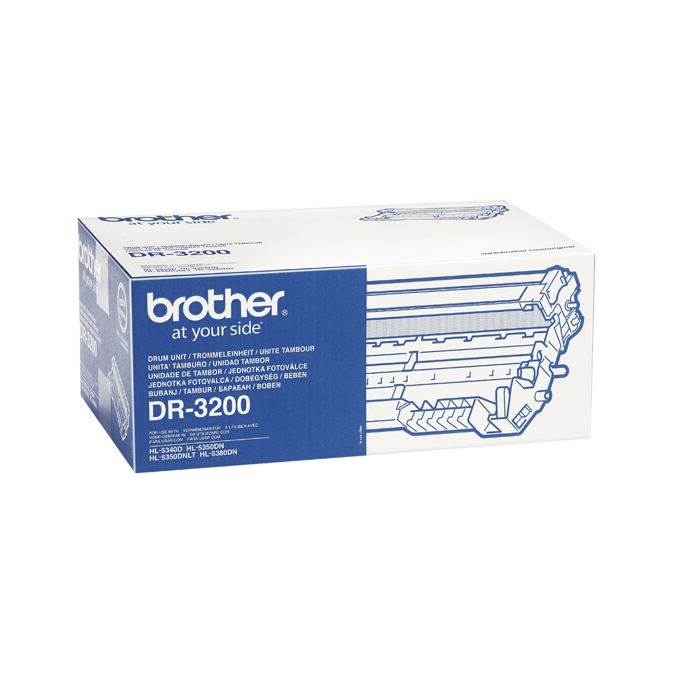 Originele Brother DR-3200 drum unit 2