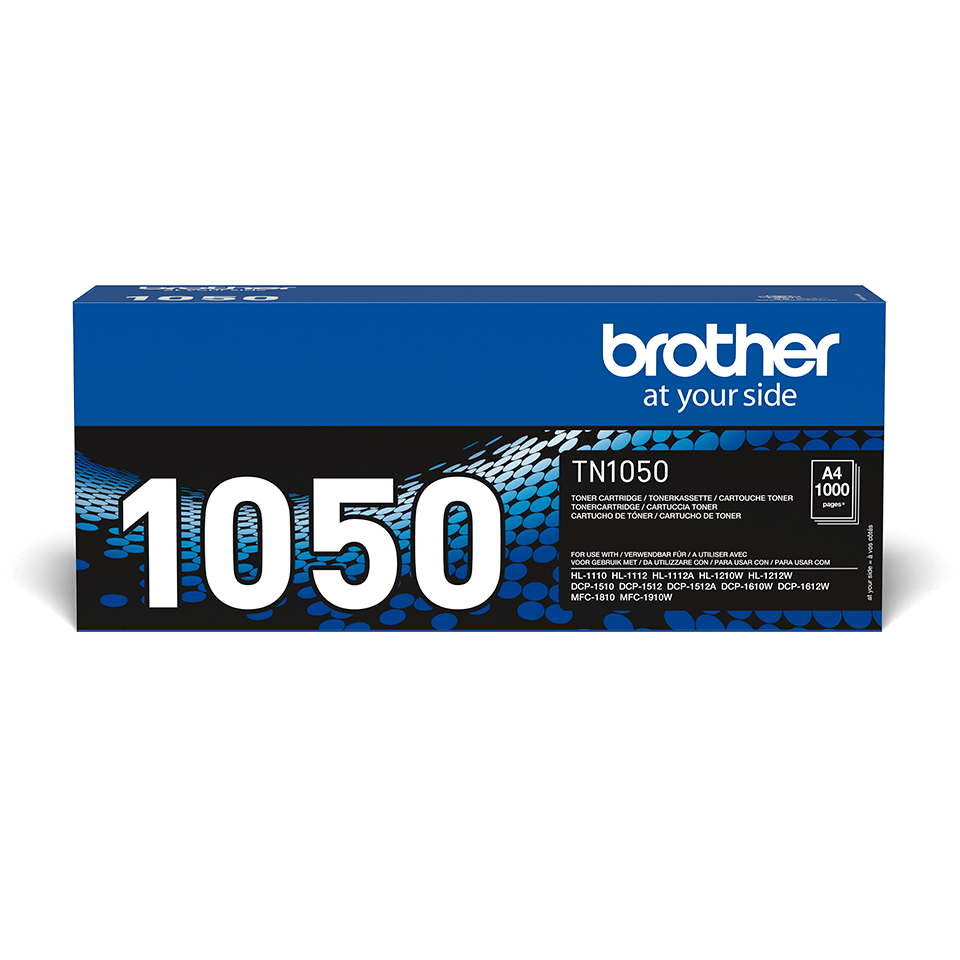 Originele Brother TN-1050 tonercartridge