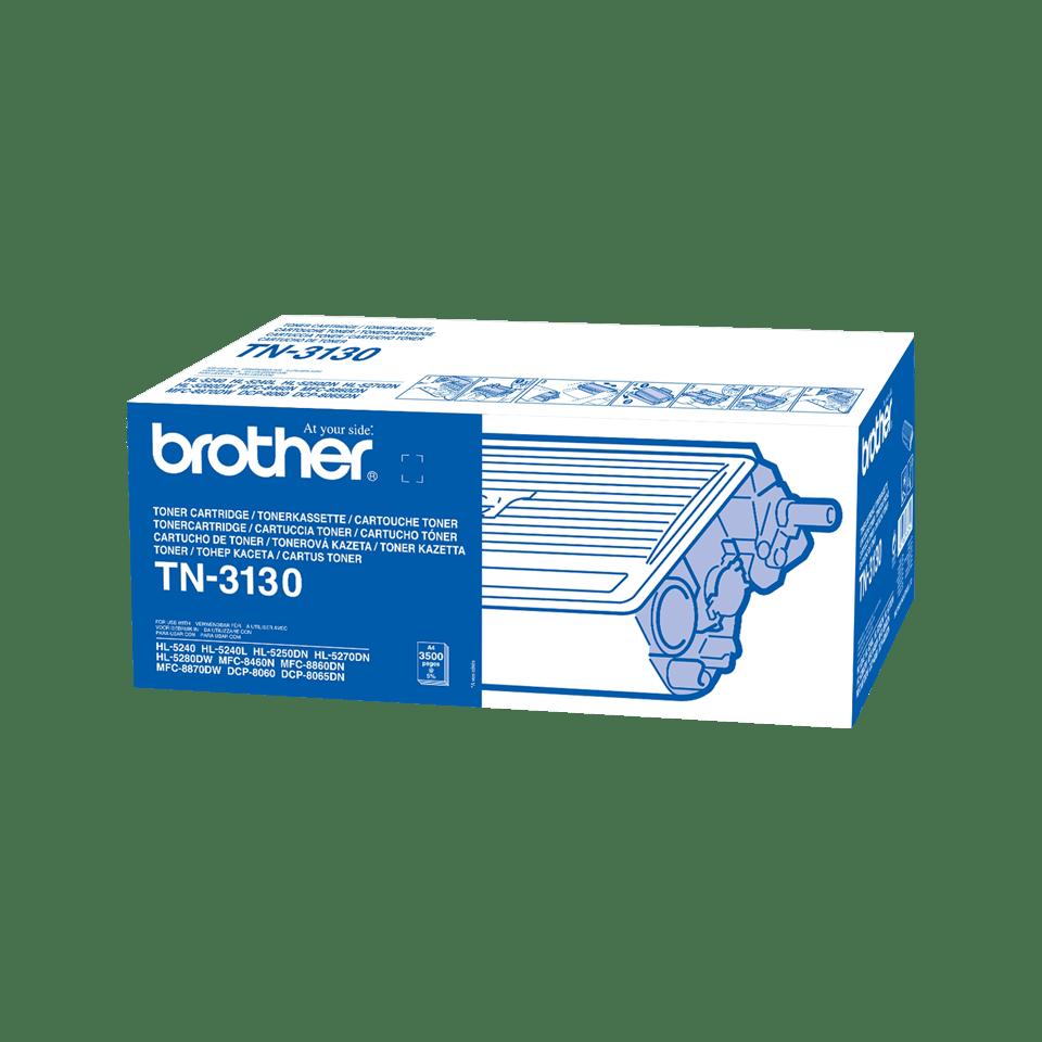 Originele Brother TN-3130 hoge capaciteit tonercartridge – zwart