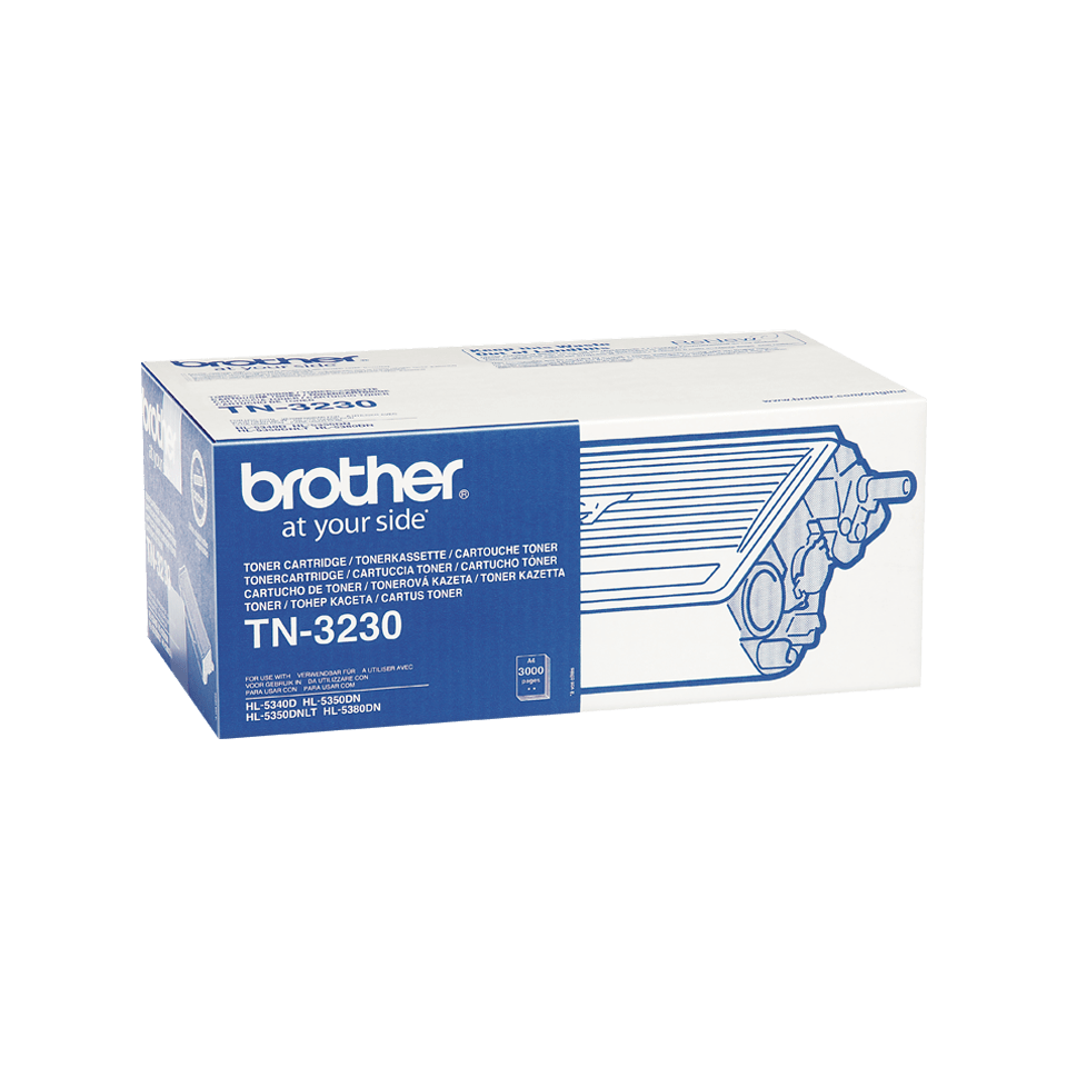 Originele Brother TN-3230 tonercartridge 2