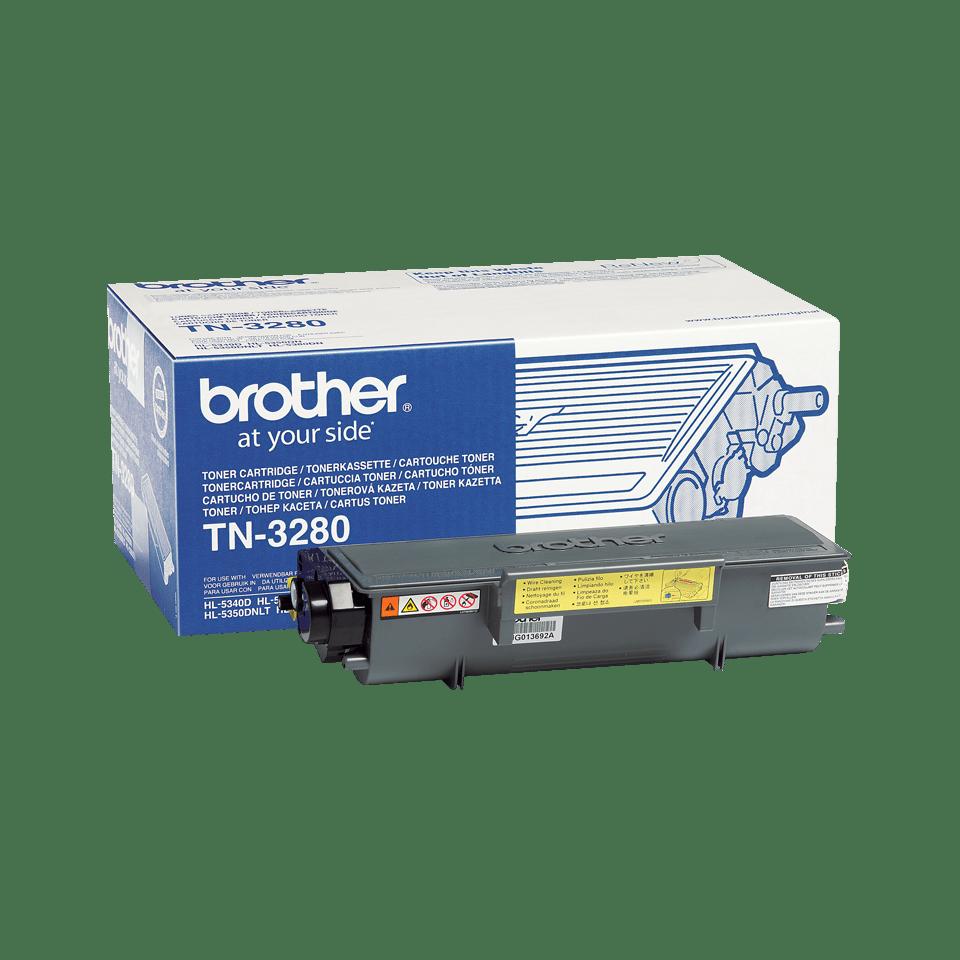 Originele Brother TN-3280 tonercartridge met hoge capaciteit
