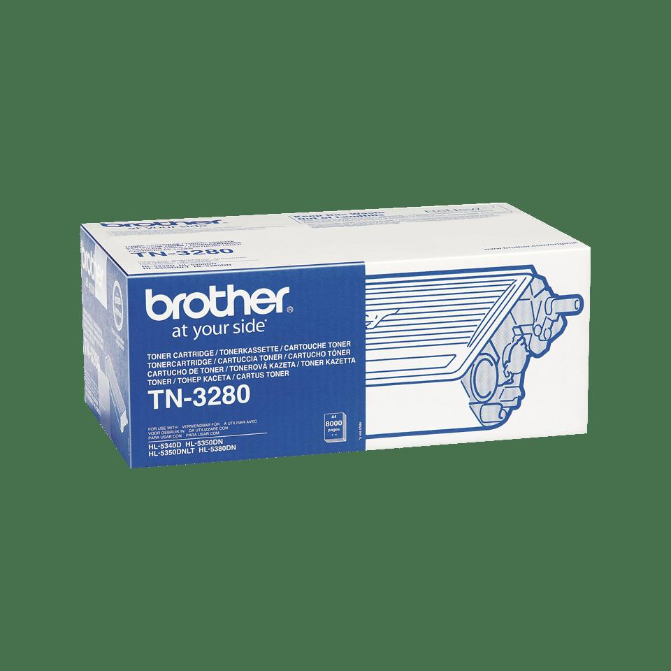 Originele Brother TN-3280 tonercartridge met hoge capaciteit 2