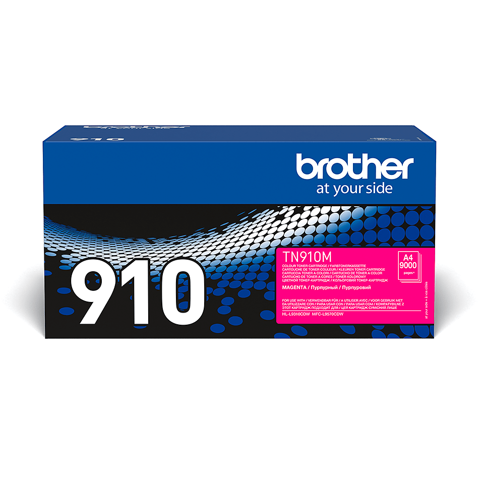 Originele Brother TN-910M magenta tonercartridge
