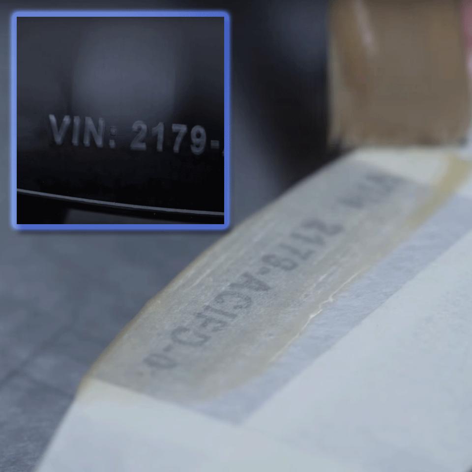 Originele Brother STe-141 stenciltape cassette – zwart, breedte 18 mm 2