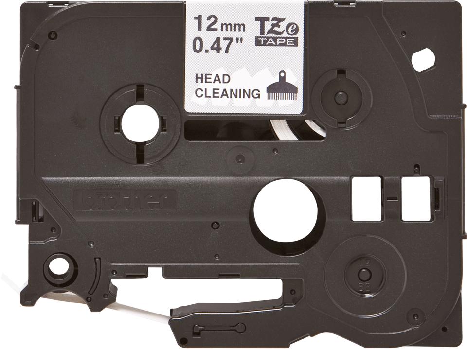 Originele Brother TZe-CL3 printkop reinigingstape cassette – breedte 12 mm.