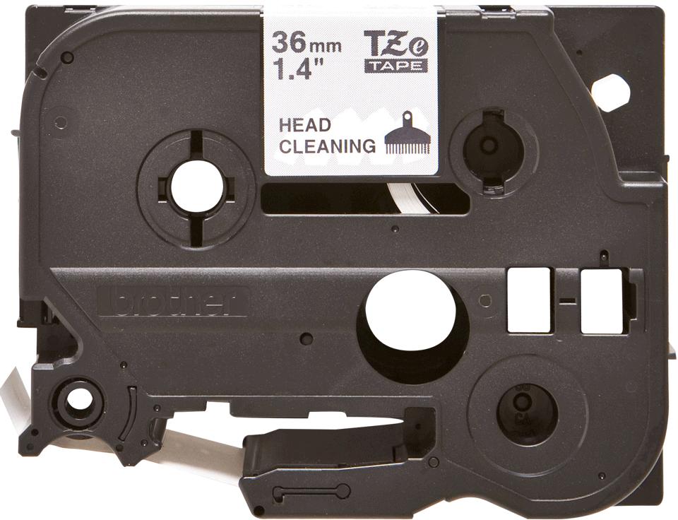 Originele Brother TZe-CL6 reinigingscassette – breedte 36 mm.