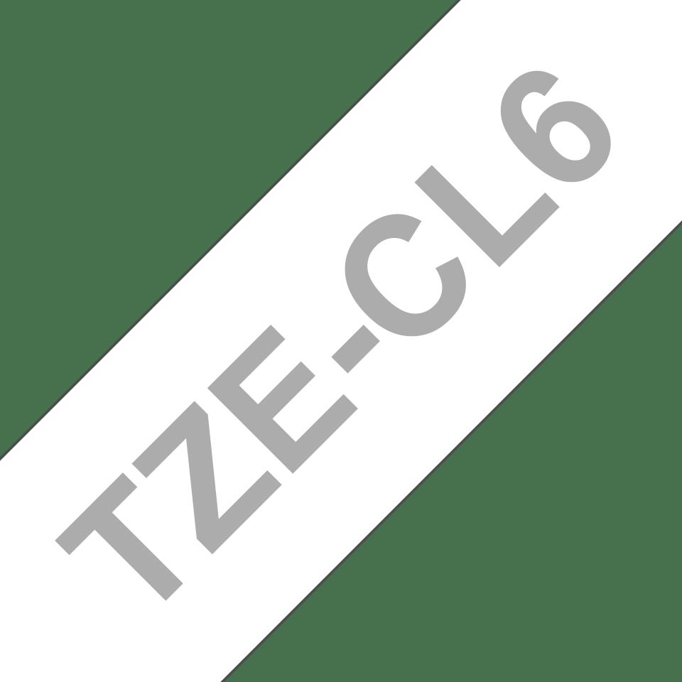 Originele Brother TZe-CL6 reinigingscassette – breedte 36 mm. 3