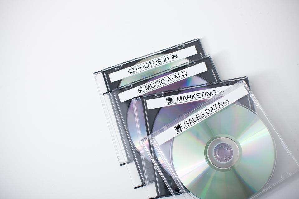 Originele Brother TZe-N231 tapecassette – zwart op wit, breedte 12 mm 4